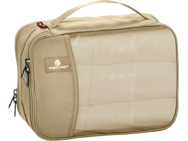 Eagle Creek Pack-It Original Clean Dirty Cube Organisering S beige